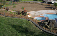 There are endless design capabilities for residential design and commercial applications, including new and remodeled landscaping, between your lawn and landscaping planters, around trees, raised bed retainers, and on and on.