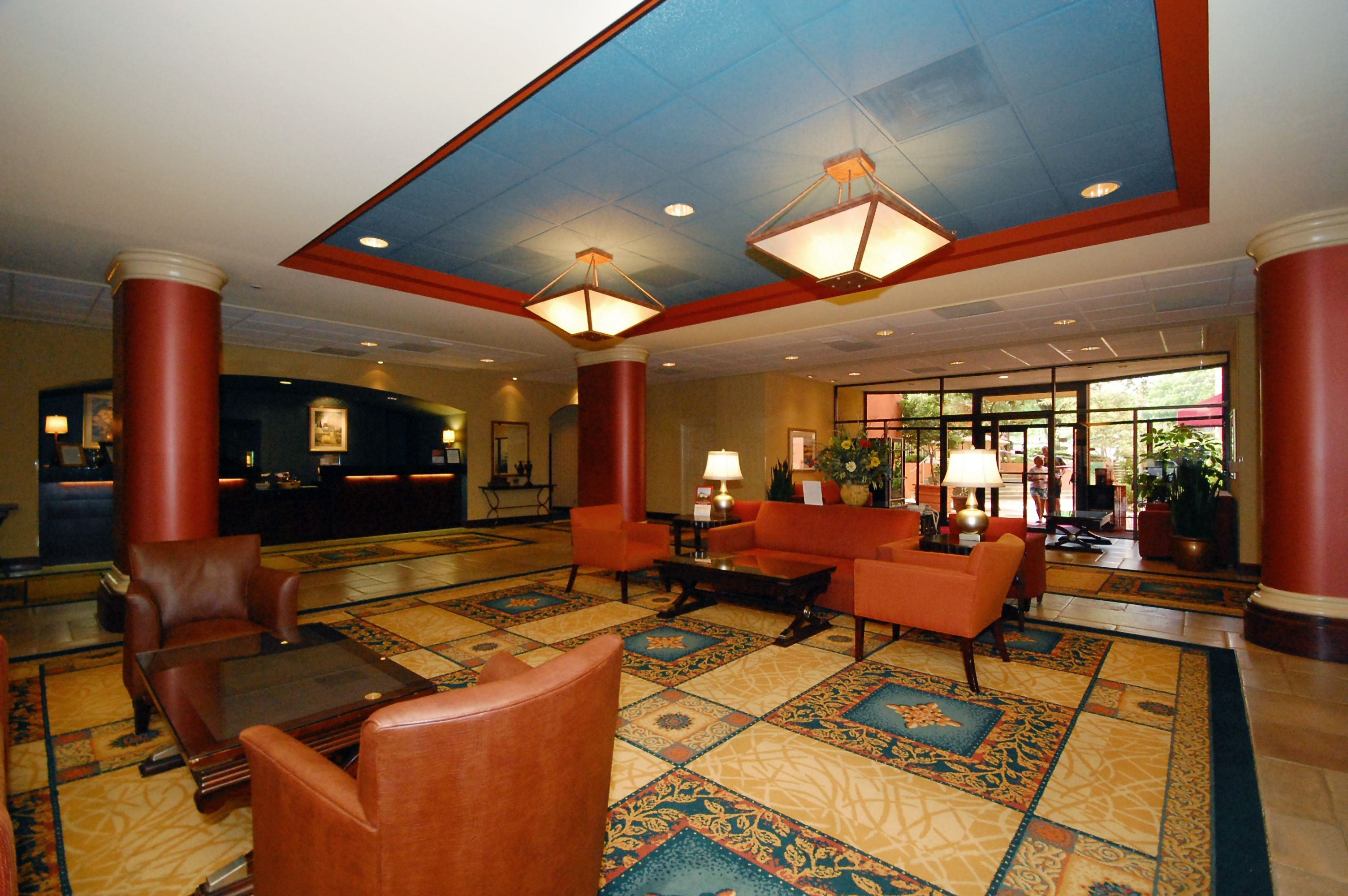 The comfortable 3-star Crowne Plaza Hotel Austin is a great place to stay in Austin. Residing in a 7-story building, the hotel was opened in and renovated in Due to a major location of Crowne Plaza Hotel Austin, guests have direct access to Zilker Botanical Garden, which is 9 km away.