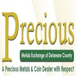 Jewelry Store in PA Lansdowne 19050 Precious Metals Exchange of Delaware County 27 A N Lansdowne Av  (610)622-4653