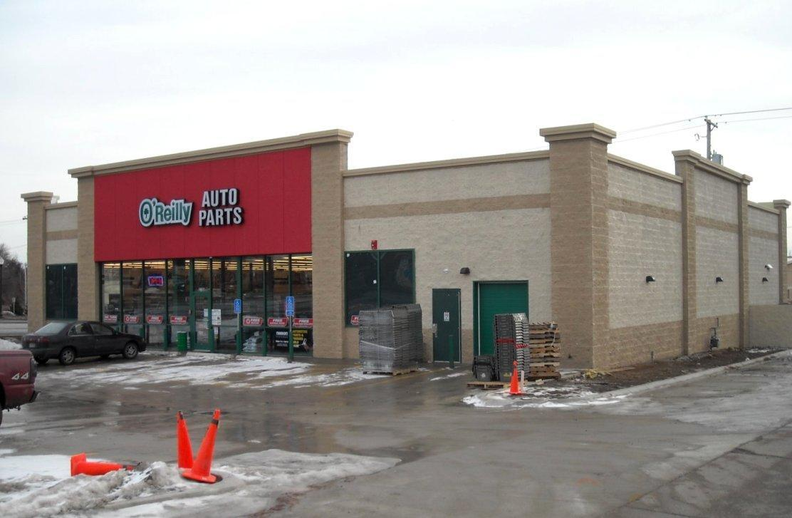 Car Parts Mn: O'Reilly Auto Parts In Columbia Heights, MN 55421
