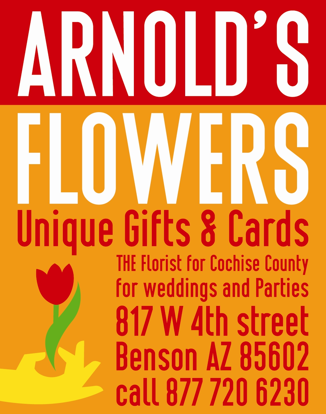 Arnolds Flowers & Gifts