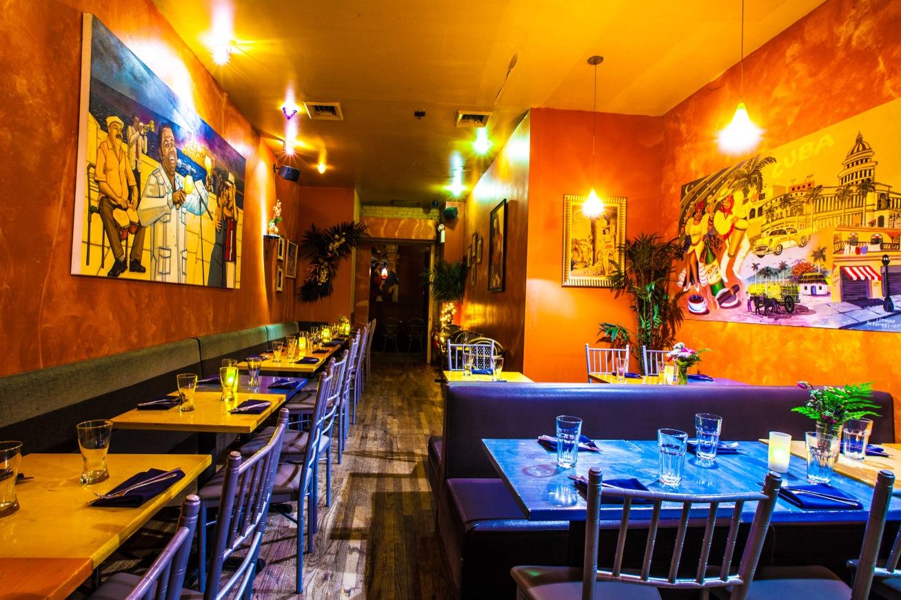 Cuban Restaurant Near York St Nyc