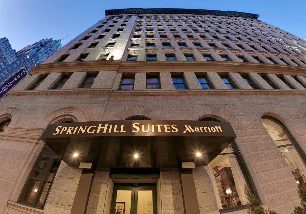 SpringHill Suite...M And T Bank Hours Of Operation
