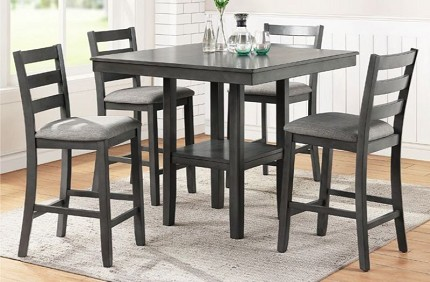 We have a lot of Dinettes, dining room set all in stock and a lot to choose from!!