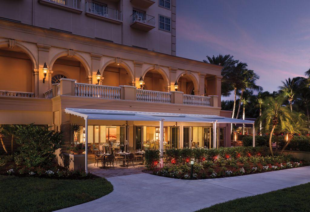 Ritz Carlton Beach Restaurant Naples Fl