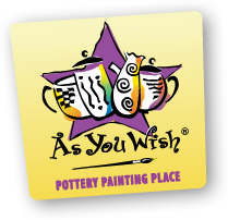 As you wish pottery coupon code