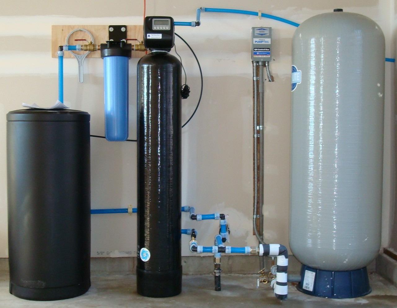 картриджные фильтры для очистки воды из скважины
