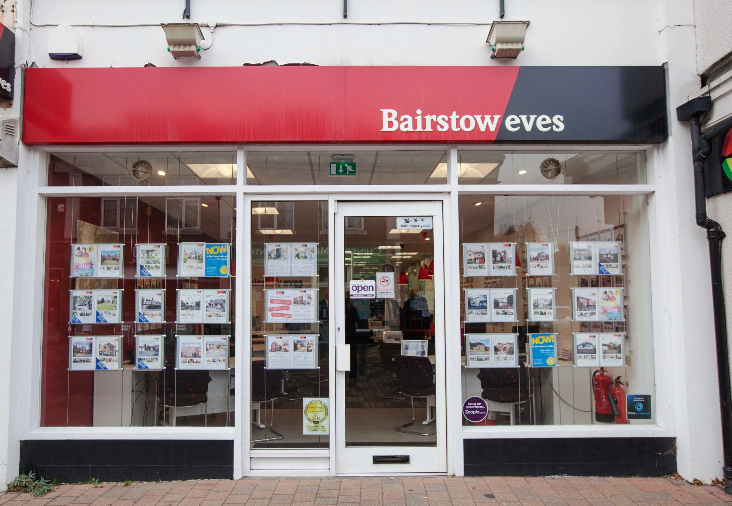 Bairstow Eves Estate Agents Beeston