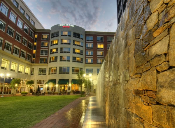Courtyard by Marriott Greenville Downtown - ad image
