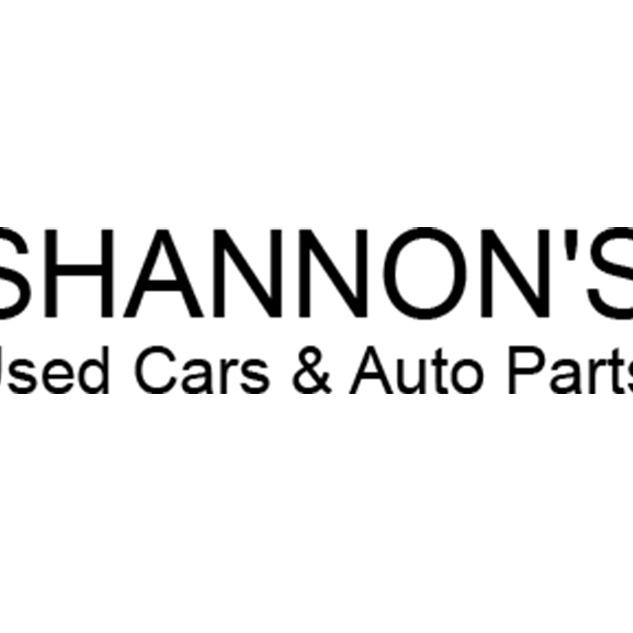 Shannon's Used Cars & Auto Parts