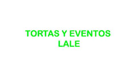 TORTAS Y MESAS DULCES PARA EVENTOS LALE EN CASTELAR