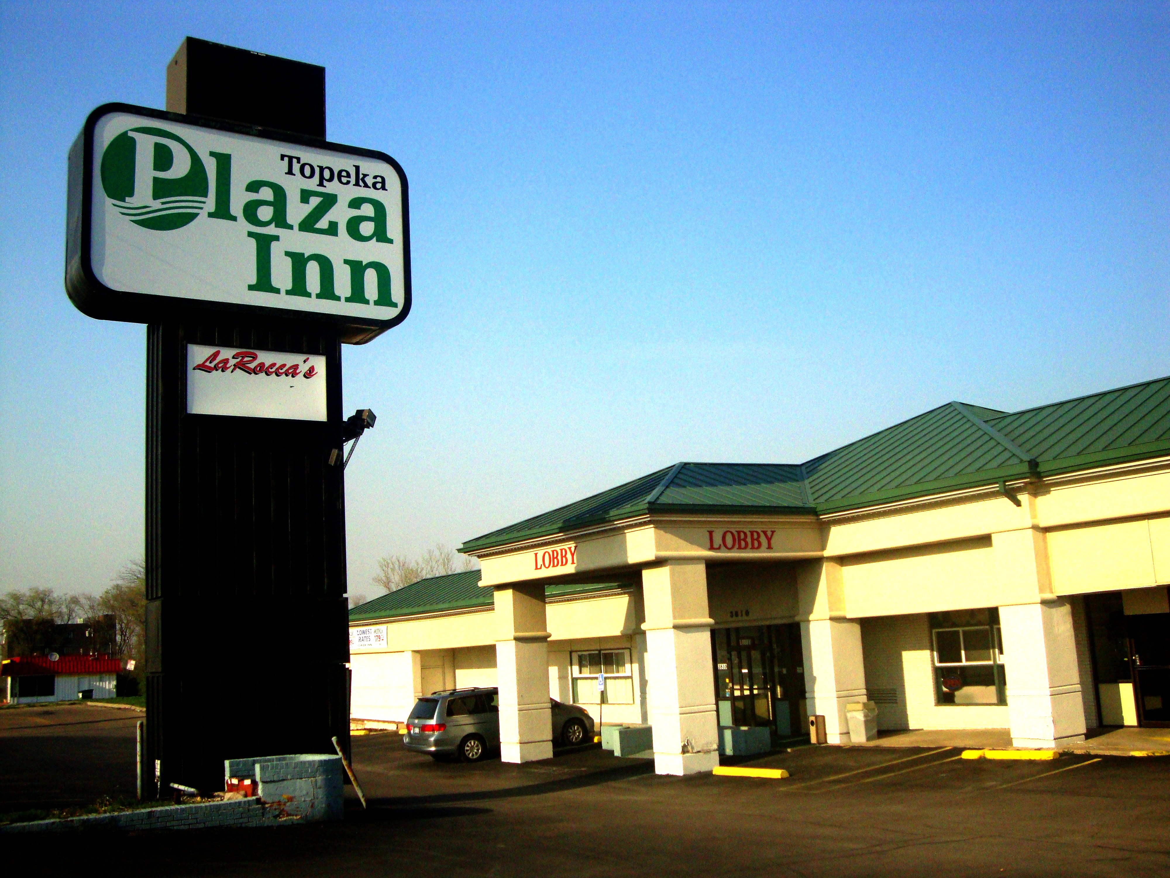Plaza Inn Hotel Topeka Ks