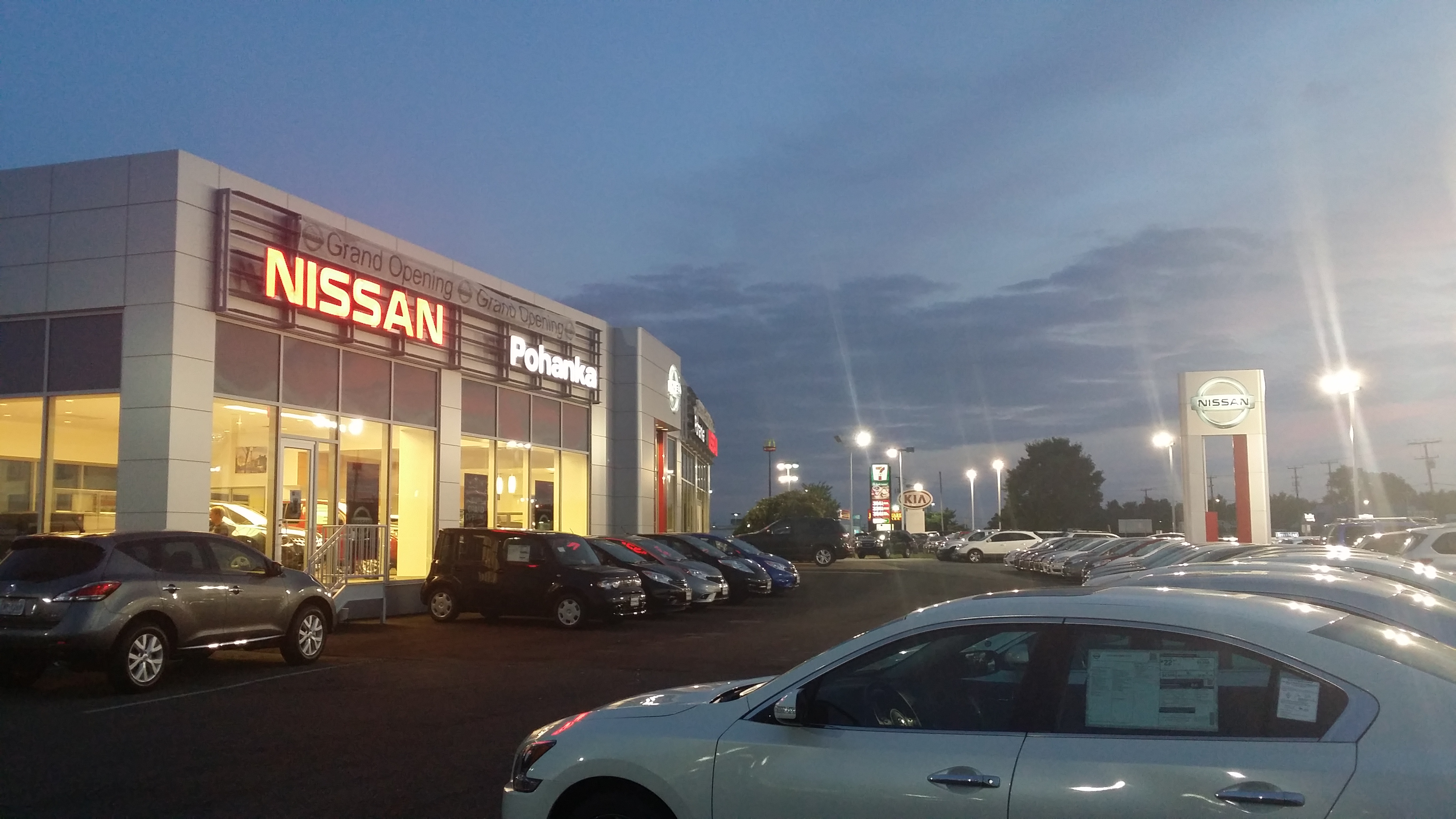 pohanka nissan of fredericksburg in fredericksburg va auto dealers yellow pages directory inc. Black Bedroom Furniture Sets. Home Design Ideas