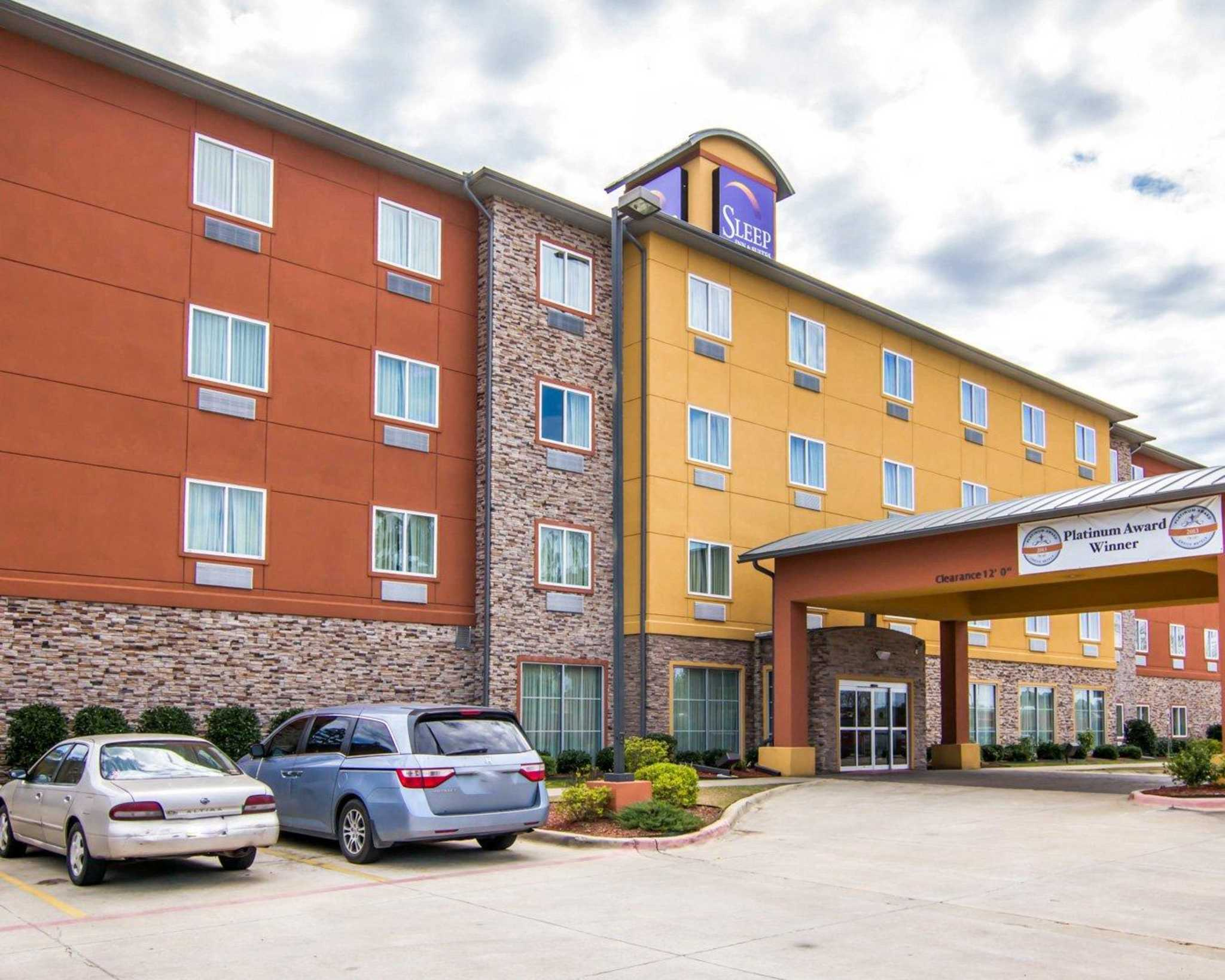 Sleep Inn  U0026 Suites I-20  Shreveport Louisiana  La