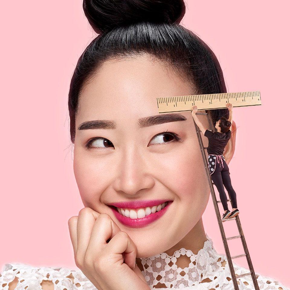 Benefit Cosmetics BrowBar Beauty Counter