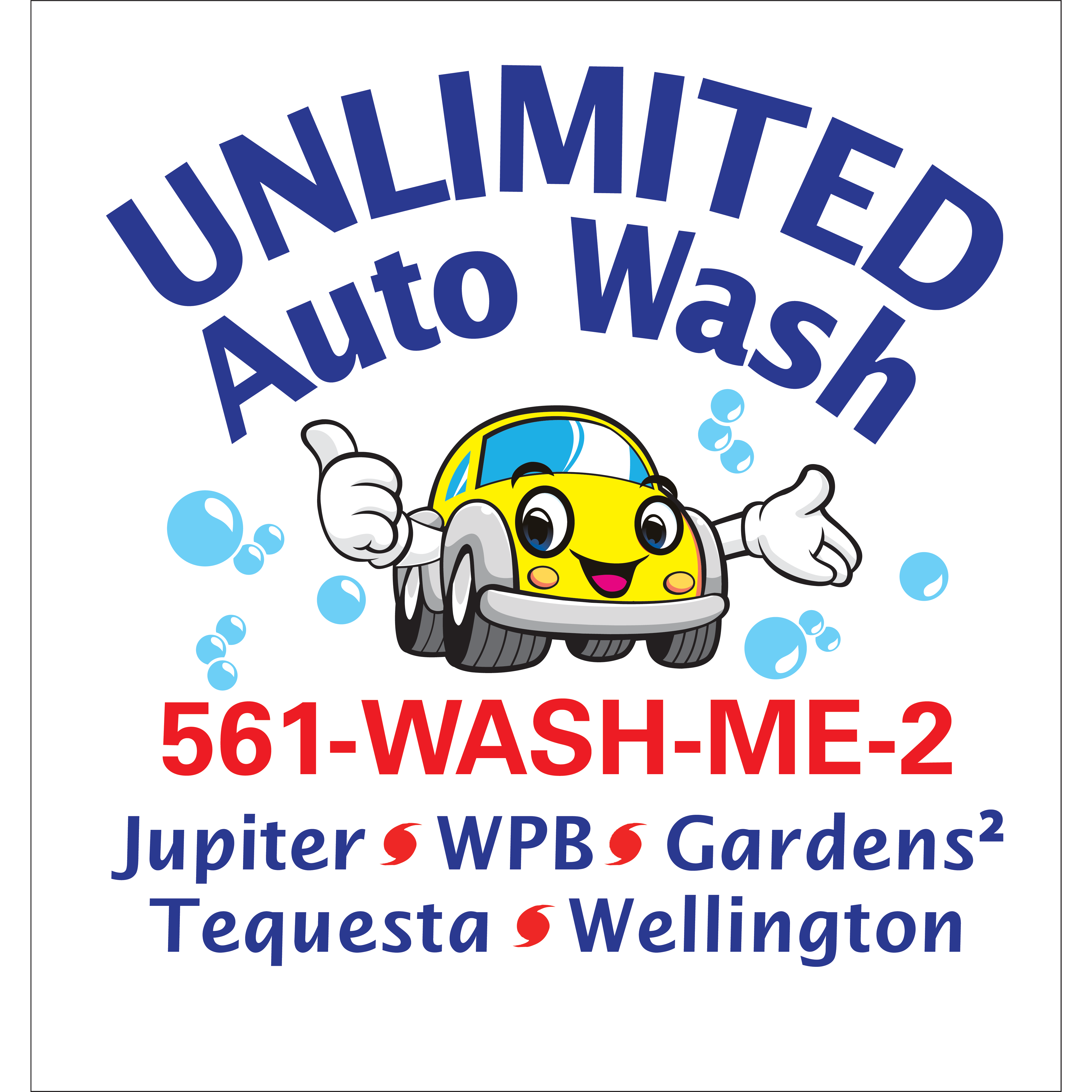 Unlimited Auto Wash Frenchman's
