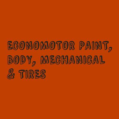 Economotor Paint, Body, Mechanical & Tires