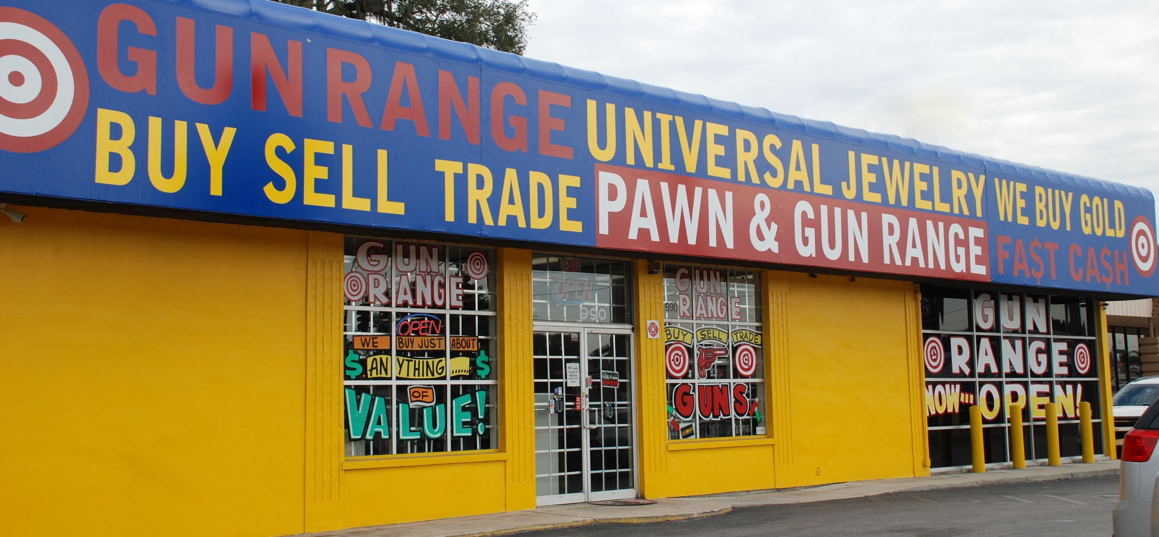 Universal Jewelry Pawn & Gun Range