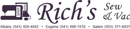 Rich's Sew & Vac