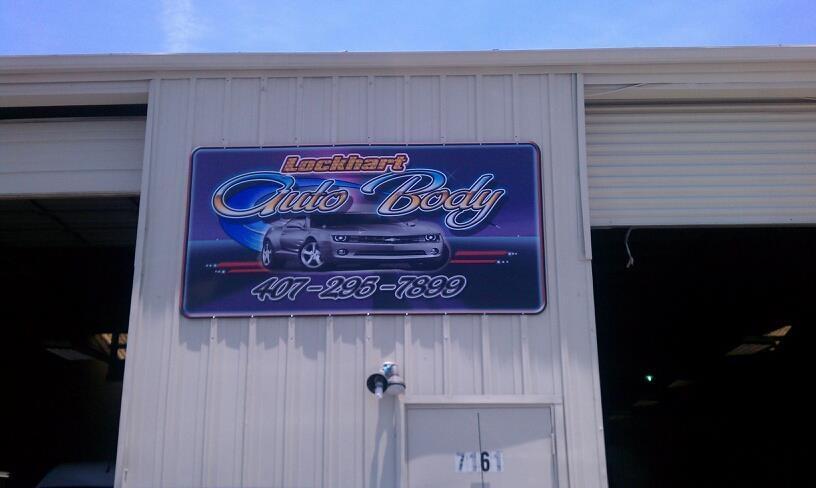 Lockhart Auto Body 7161 Rose Ave Orlando Fl Auto Body