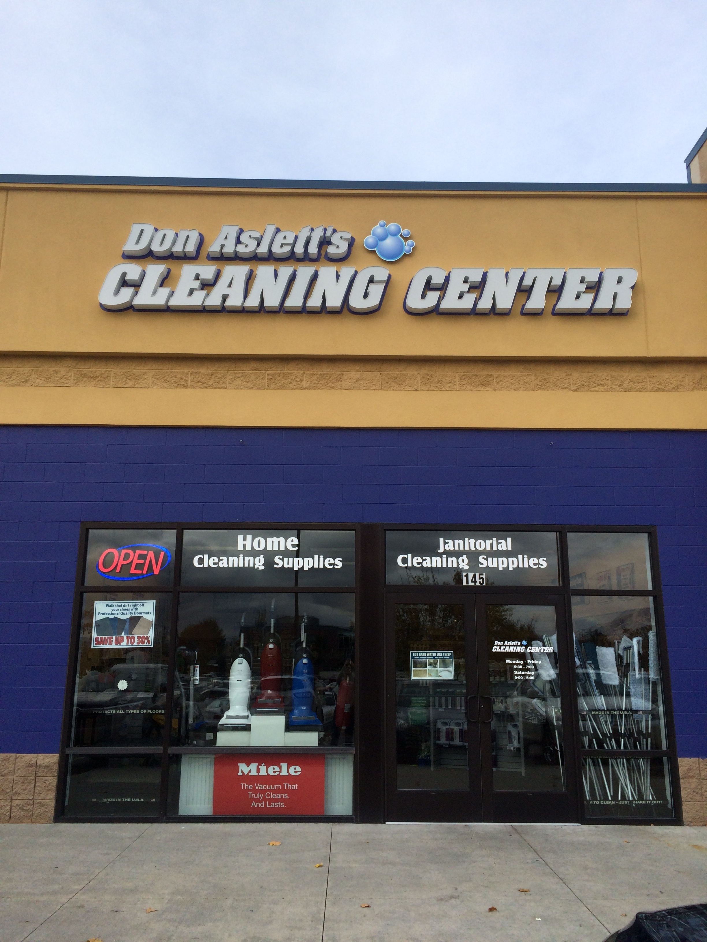 Don Aslett's Cleaning Center, Logan Utah (UT ...