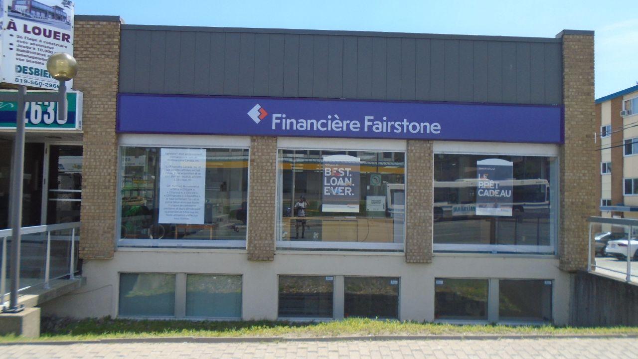 Fairstone à Sherbrooke