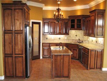 Sandstar custom cabinets welling oklahoma ok for Bathroom cabinets okc