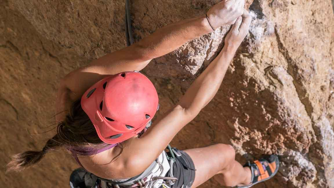 Introduction to Leading Sport Climbs