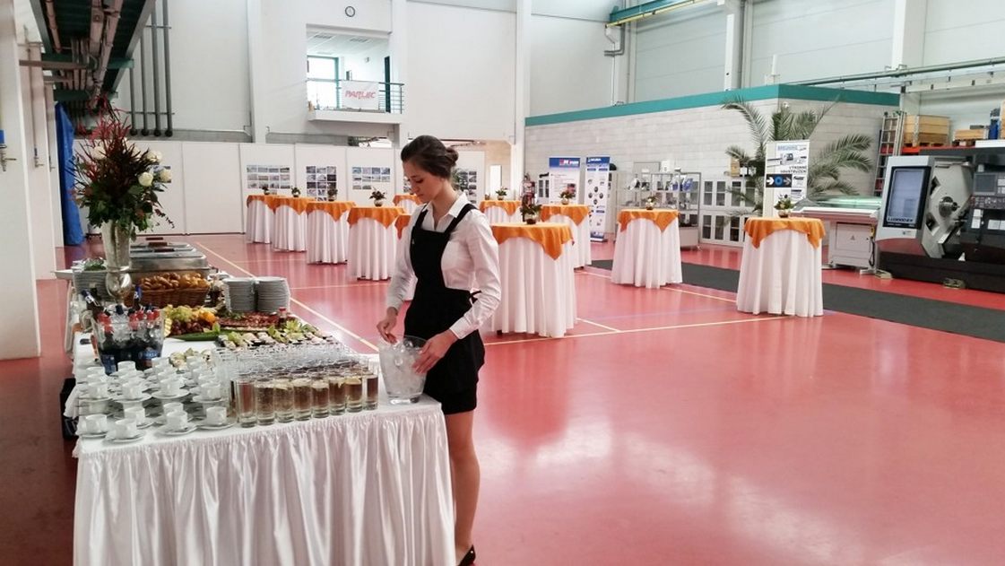 Bohemia Party Servis - VIP catering