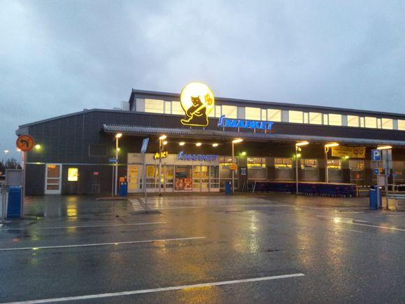 S-market Tikkula
