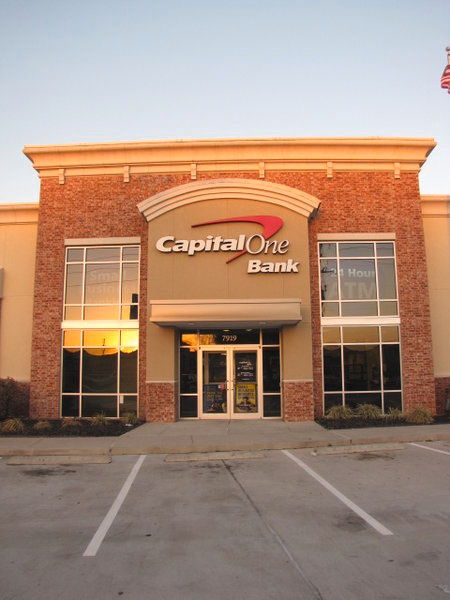 Capital One Bank In Houston Texas 77054 713 435 7600