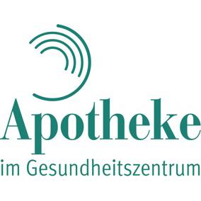 Logo der Apotheke im Gesundheitszentrum