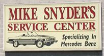 Mike Snyder's Service Center, Inc.