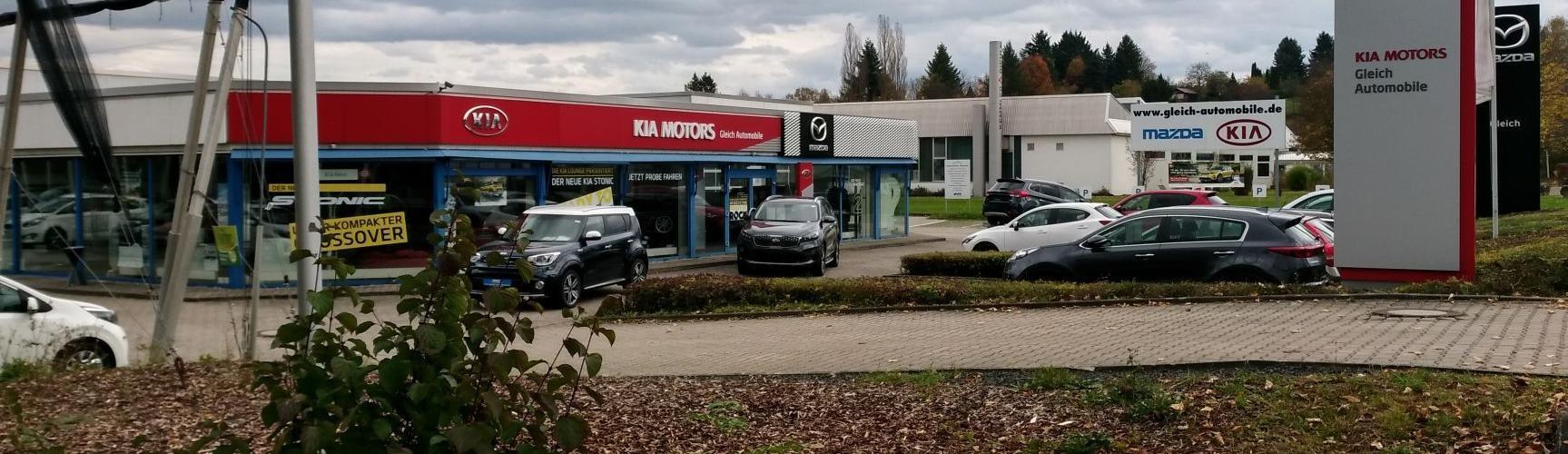 Gleich Automobile GmbH Mazda Vertragshändler