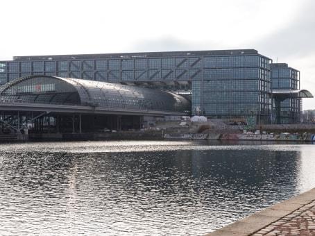 Kundenbild groß 1 Berlin, Hauptbahnhof Europaplatz
