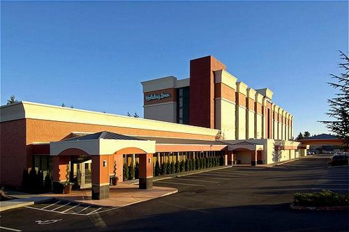 hotels everett washington