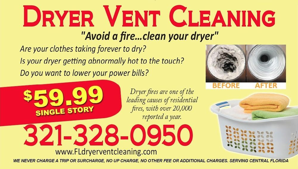 The Dryer Vent and Appliance Guy