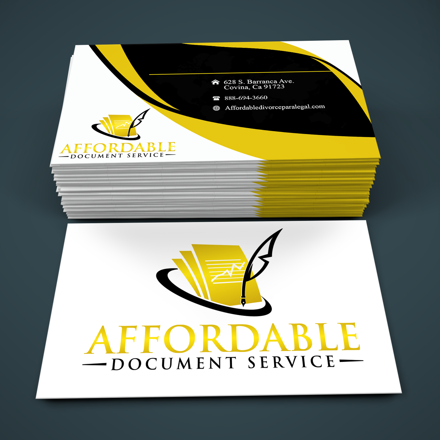 An Affordable Document Service