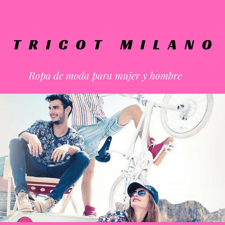 TRICOT MILANO