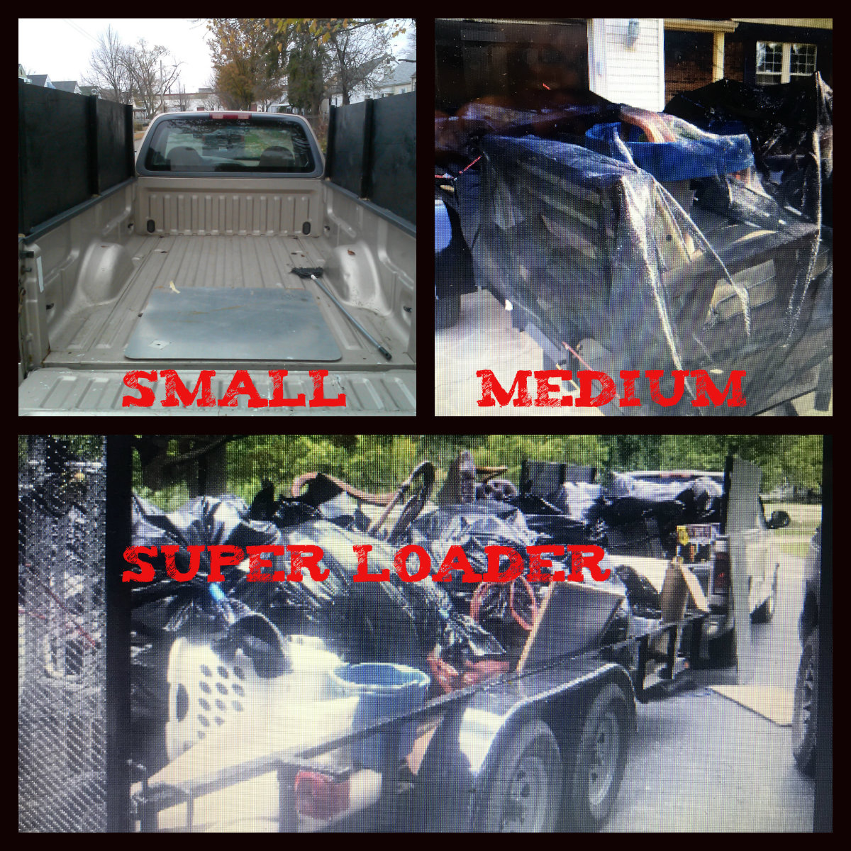 2 Women with a Pickup Truck and Trailer Too - Columbus, OH - Debris & Waste Removal