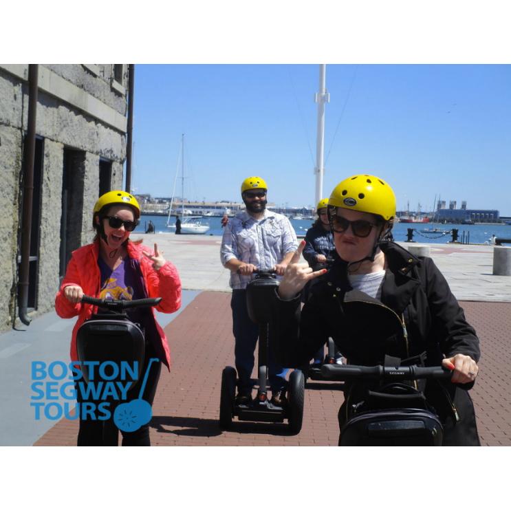 Boston Segway Tours - Boston, MA - Cruises & Tours