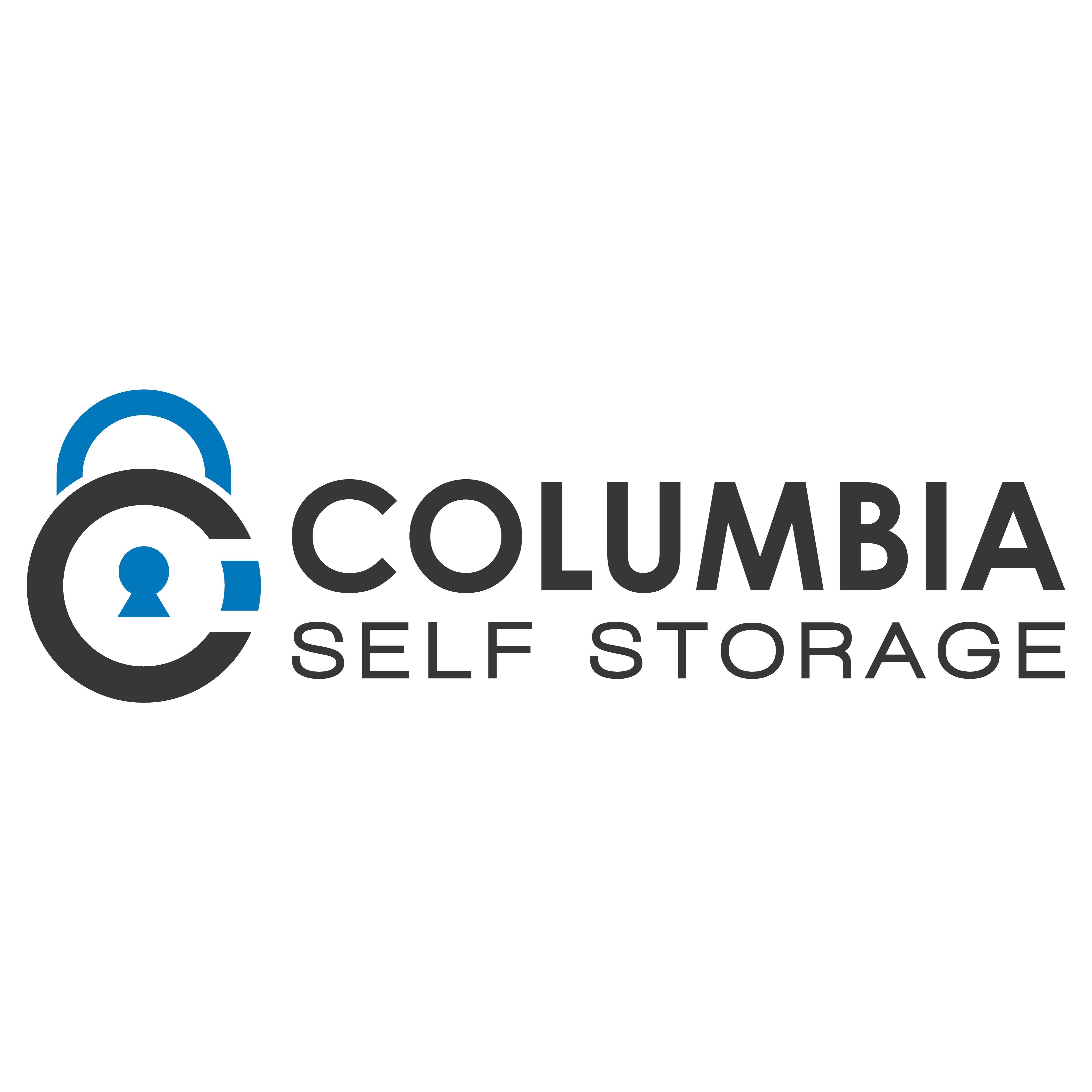 Columbia Self Storage Logo