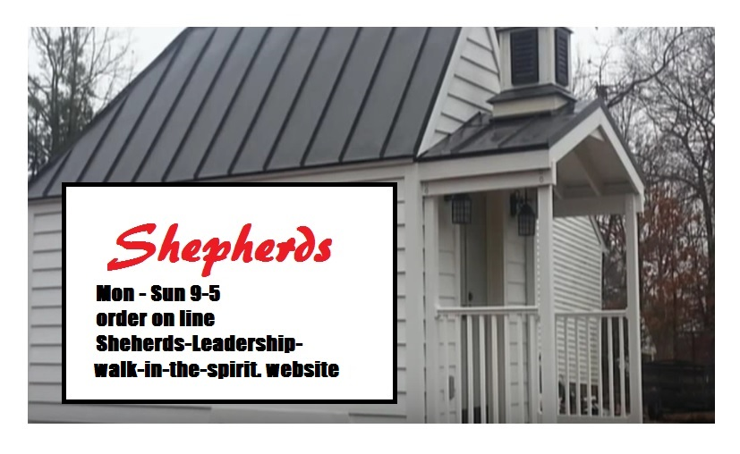 Shepherds Leadership Walk in the Spirit