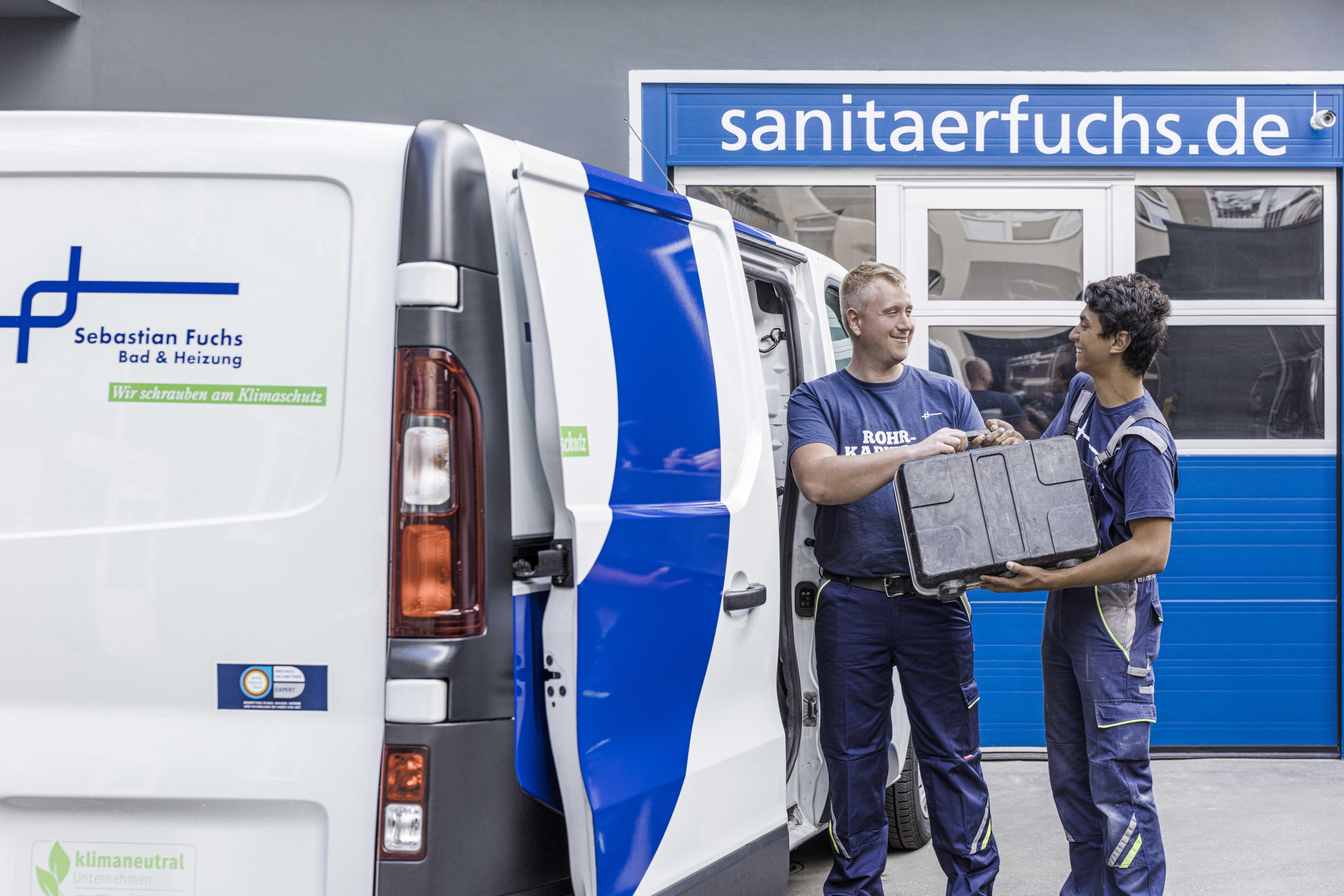 Sebastian Fuchs Bad und Heizung GmbH und Co. KG