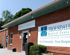 Trousdale Medical Center