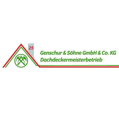 Bild zu Dachdeckermeisterbetrieb Genschur & Söhne GmbH & Co. KG in Beckum