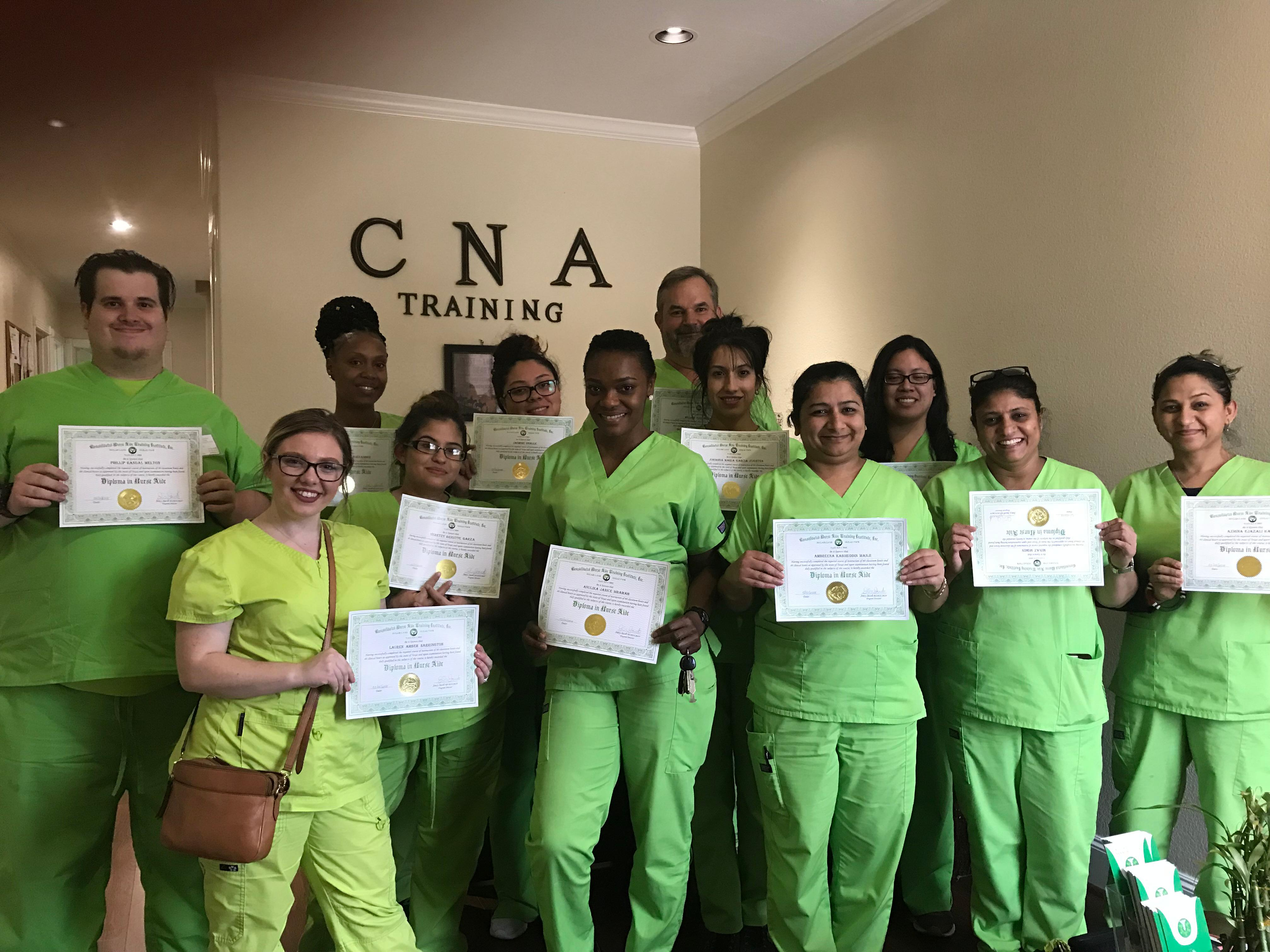 nev cna training classes - HD 4032×3024