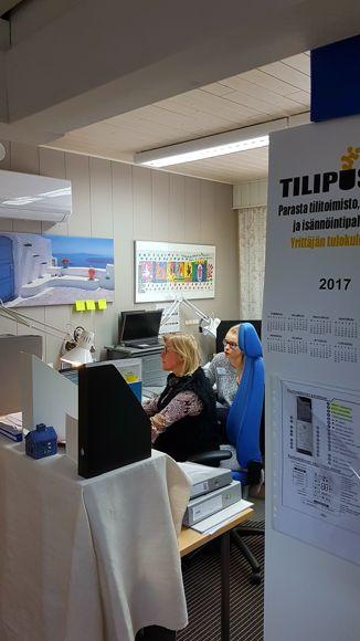 Isännöinti-, Tekniikka- ja Taloustoimisto Tilipussi