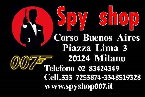 Spy shop