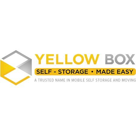 Yellow Box Portable Storage